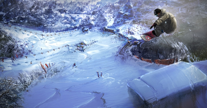 ssx deadly descents