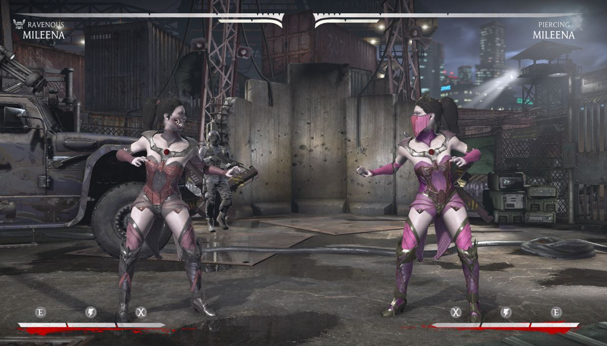 Check out the Ultimate Horror Pack skins for Mortal Kombat X - GameZone