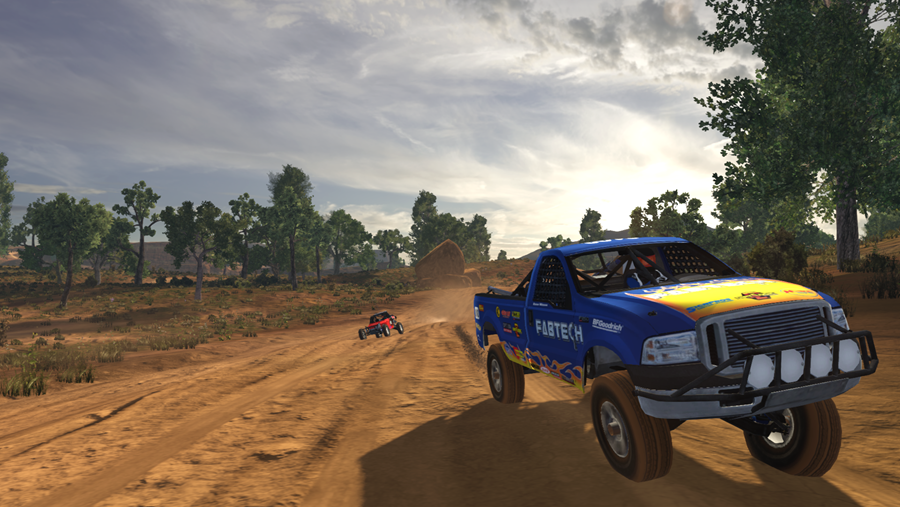 Offroad racer Baja: Edge of Control getting an HD remaster