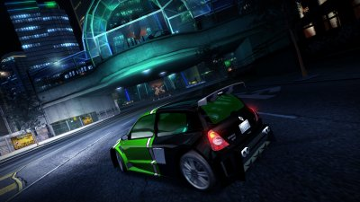 Need for Speed Carbon - PS2 - Review - GameZone