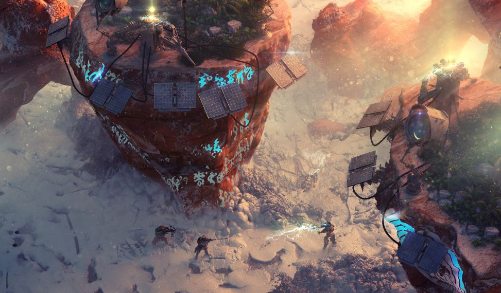 Wasteland 3 has been announced and will feature co-op